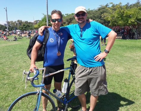 Will finished Argus 2016