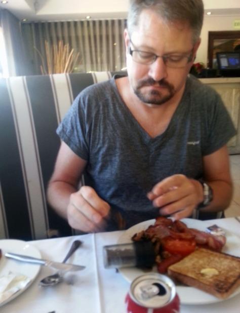 Rusty Oak Bistro buffet breakfast