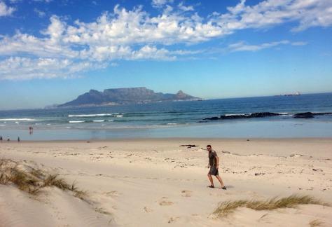 Table Mountain Blouberg