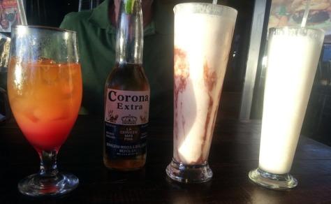 Cocktails at Buena Vista Social Cafe