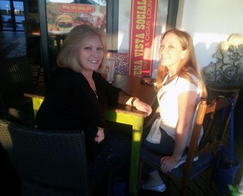 Sunset at Buena Vista Social Cafe, Big Bay