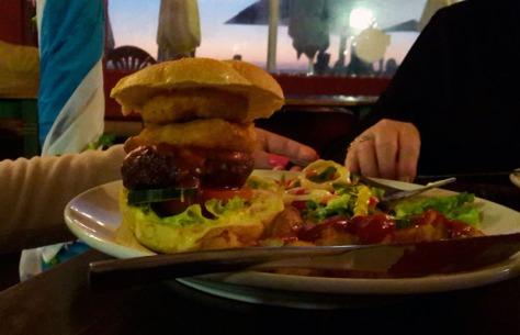 Buena Vista Social Club burger