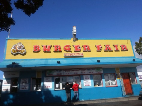 Burger Fair in Bellville