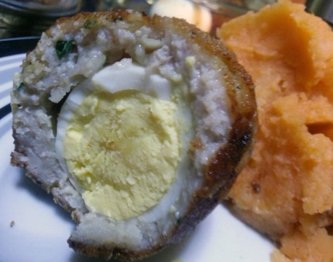 Scotch eggs