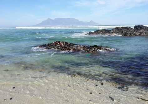 Sea at Blouberg