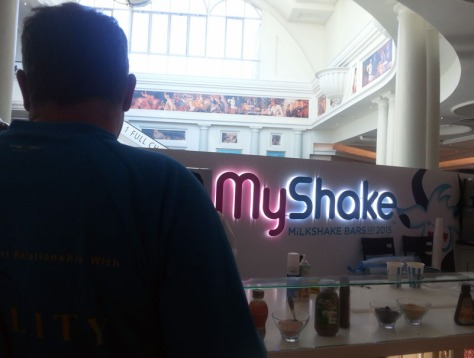 MyShake in Canal Walk