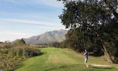 Kleine Zalze golf course