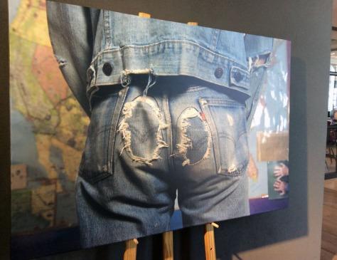 Levi's artwork