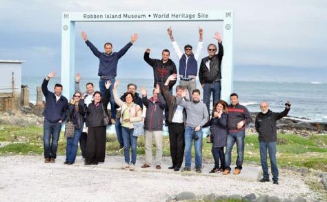 Kantar Media Robben Island