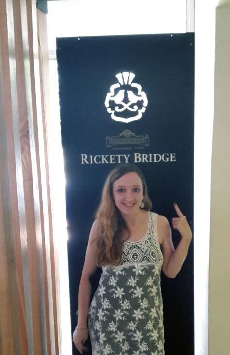 Rickety Bridge