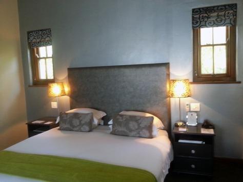 Bed at LQF