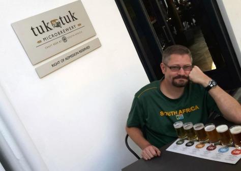 CBC taster at Tuk Tuk