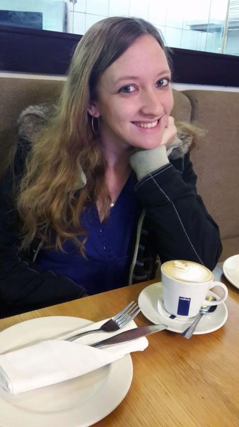 Coffee at Greens