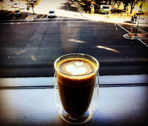Coffee in Cape Town