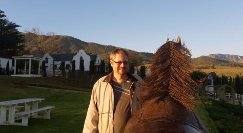 Val du Charron horse