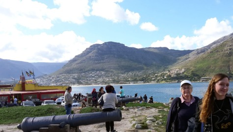 Hout Bay cannons