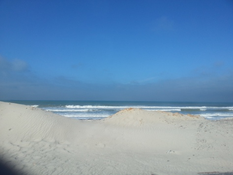 Strand dunes