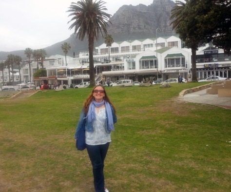 Blues in Camps Bay