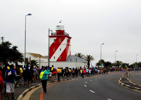 Mouille Point lighthouse