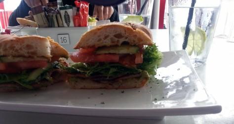 Eden Cafe panini