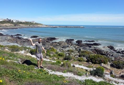 Yzerfontein rocks