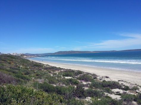 Langebaan coast