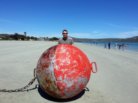 Buoy at Langebaan