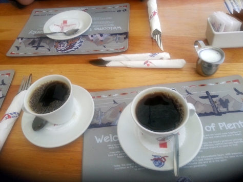 Coffee at Spur