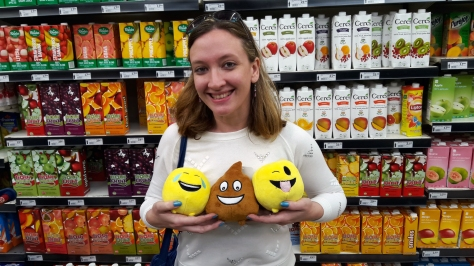Smiley face toys