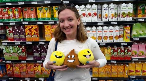 Smiley face toys