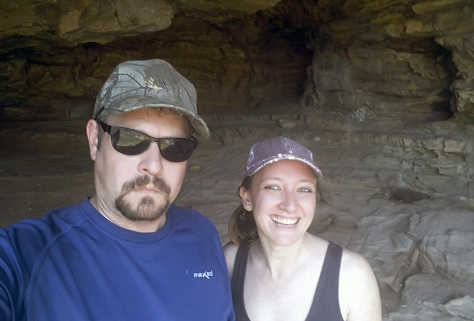 In Wally's Cave