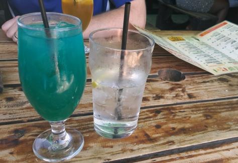 Cocktails at Jamaica Me Crazy