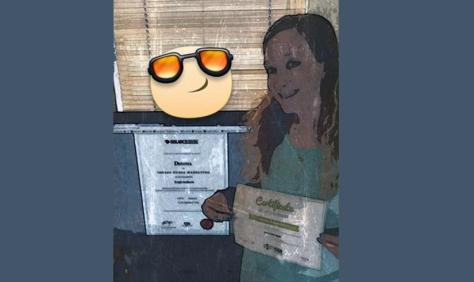Social media marketing certificates