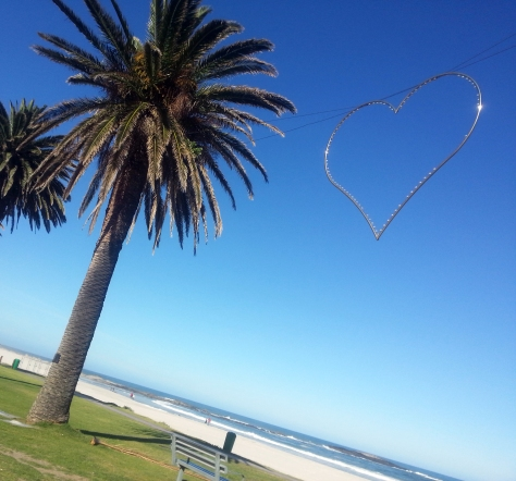 Camps Bay heart