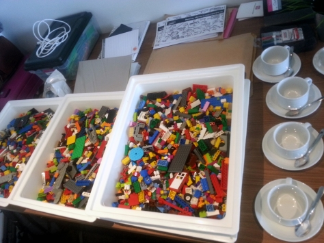 BrandLove Lego