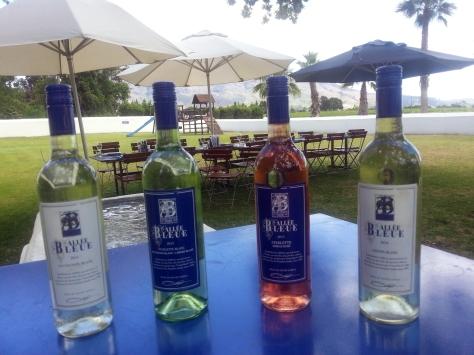 Allee Bleue wines