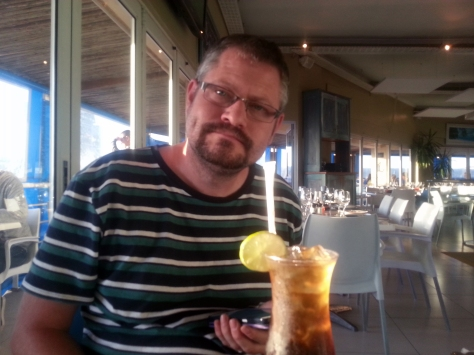 Long Island Ice Tea at Catch22