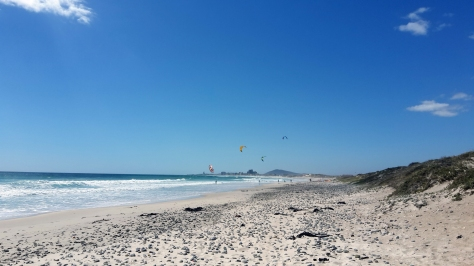 Blouberg beach from Sunset Beach