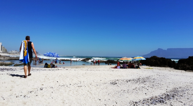 Muizenberg delights and Gibson's gourmet burgers & Freek shakes