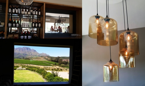 Glenelly Estate tasting room