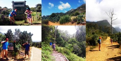 Cecelia Forest and Kirstenbosch