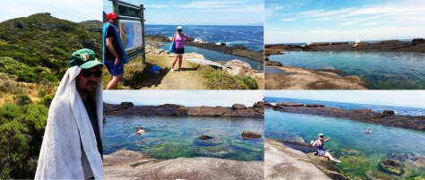 Venus pool in Cape Point