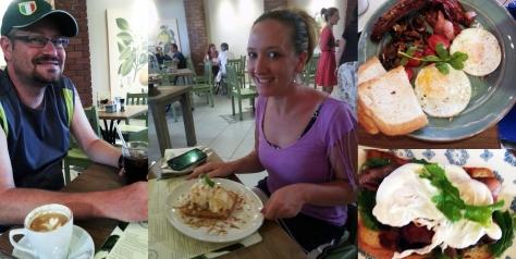 Village Place Cafe breakfast
