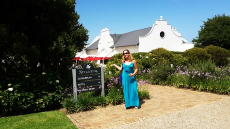 Catharina's in Steenberg Estate