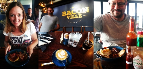 Breakfast at Baconville