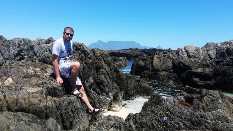Blouberg rocks