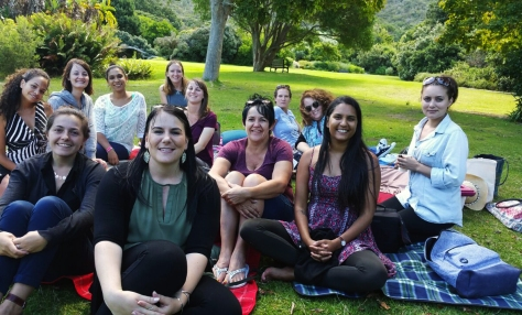 Picnic at Kirstenbosch