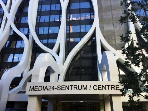 Media24 building