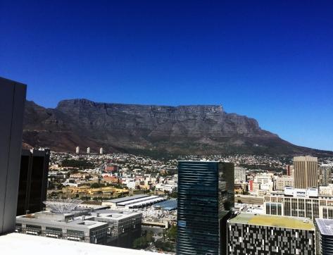 Media24 building Cape Town.
