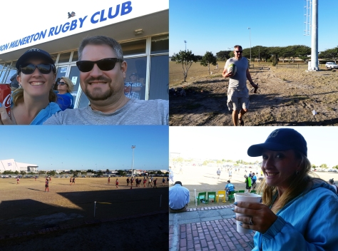 Union Milnerton Rugby Club at Theo Marais Park